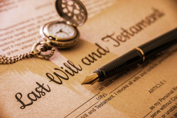 Last Will and Testament Solicitor